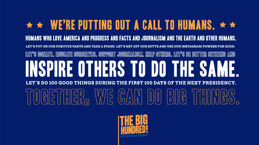 BigHundredManifesto